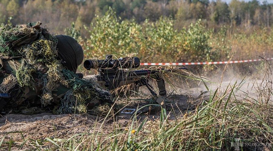 снайпери Нацгвардії