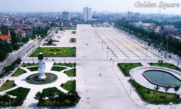 Quảng trường trung tâm thành phố