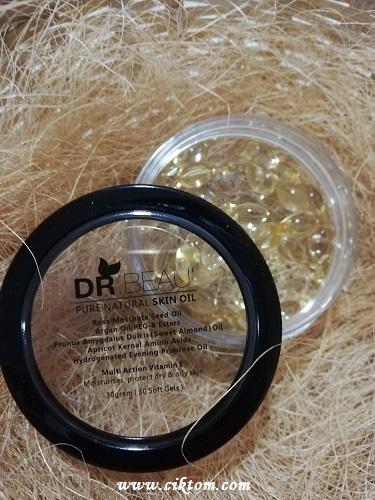 5 Bahan Utama Dalam DR.BEAU Skin Oil