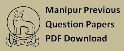Manipur Previous Papers