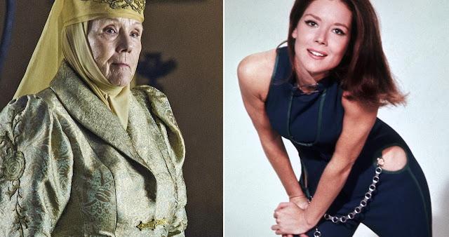 Актриса из «Мстителей» и «Игры престолов» скончалась в 82 года