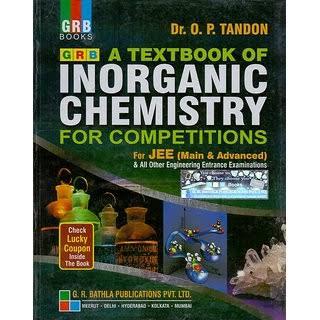 GRB INORGANIC CHEMISTRY