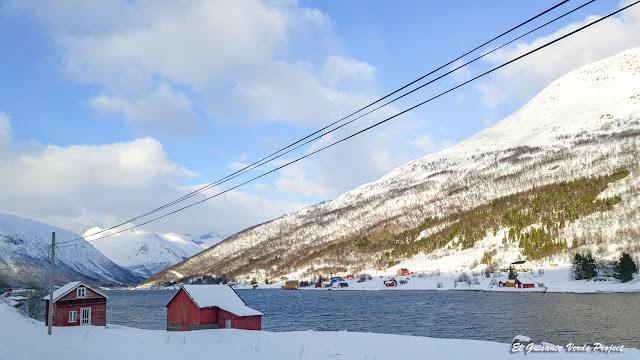 Fiordos en Kvaløya - Tromso por El Guisante Verde Project