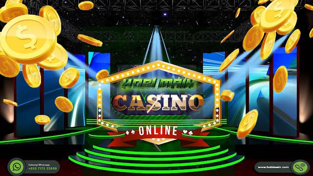 Casino Online Terbaik Hobimain
