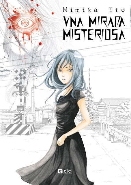 Review del manga Una mirada misteriosa de Mimika Ito - ECC Ediciones