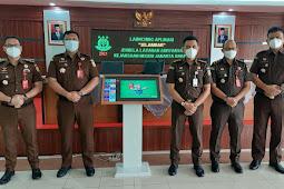 Dwi Agus Arfianto Luncurkan Aplikasi Jelambar di Kejaksaan Negeri Jakarta Barat