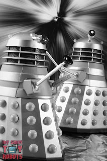 History of the Daleks Set #1 02