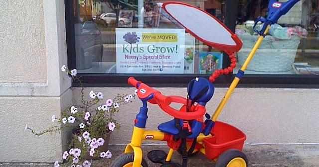 Kids Grow Little Tikes 3 In 1 Trike
