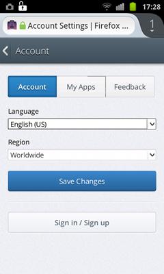 Firefox Marketplaceにβ版からもアクセス出来るようになった -6