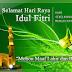 Banner, Spanduk, Baleho hari raya Lebaran Idul Fitri 1439 H terbaik 2018