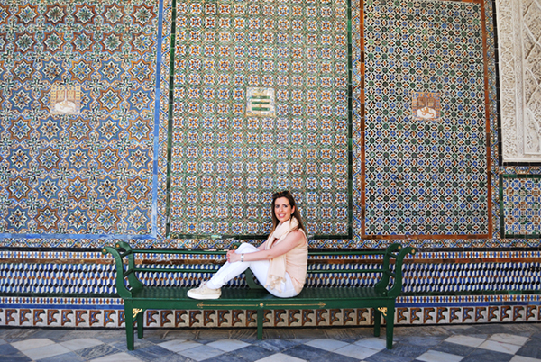 Casa Pilatos Seville Spain