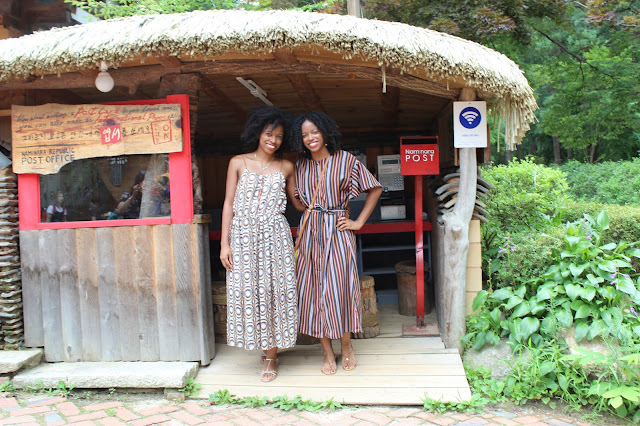 Trip to Korea: Nami Island