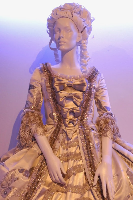 Wonderstruck Lillian Mayhew 18th century costume