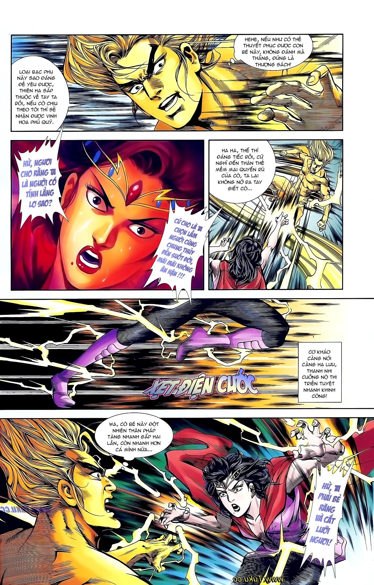 Cơ Phát Khai Chu Bản chapter 130 trang 19