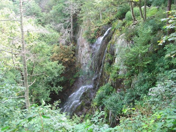 Lewis Falls Shenandoah National Park