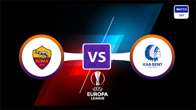 Roma vs Gent Prediction & Match Preview