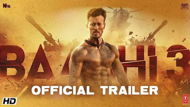 Baaghi 3 Movie 2020 - Star Cast, Story, & Release Date