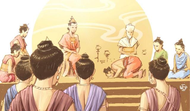 Kehidupan Sosial Budaya, Politik, Agama, dan Ekonomi Kerajaan Kalingga