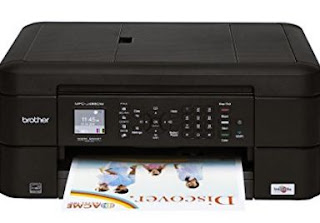 Brother MFC-J485DW printer drivers download and Install