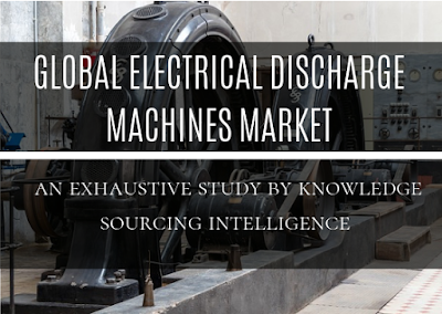 electrical discharge machines market trends