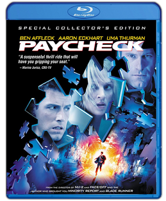 Paycheck (2003) 480p 350MB Blu-Ray Hindi Dubbed Dual Audio [Hindi + English] MKV