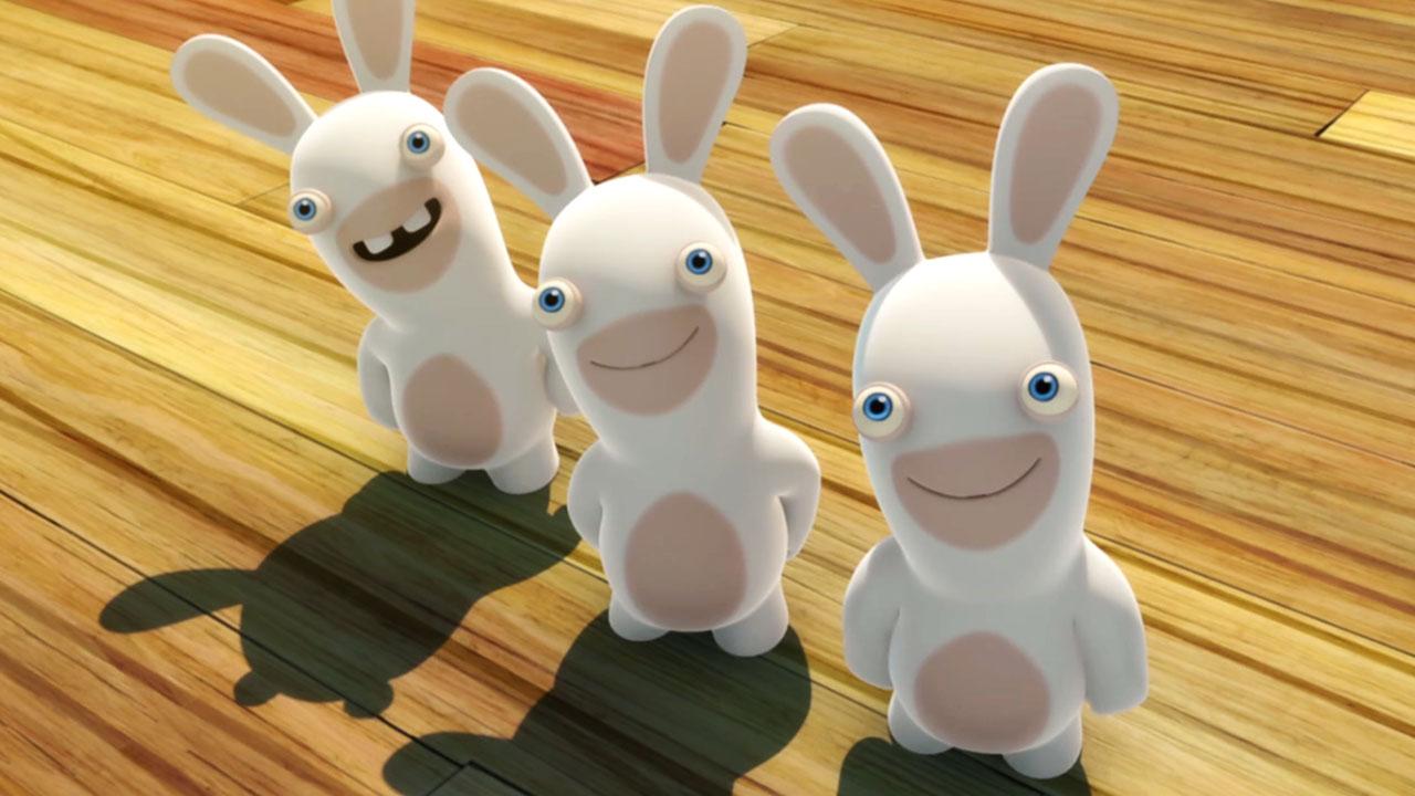 Картинки кролики вторжения