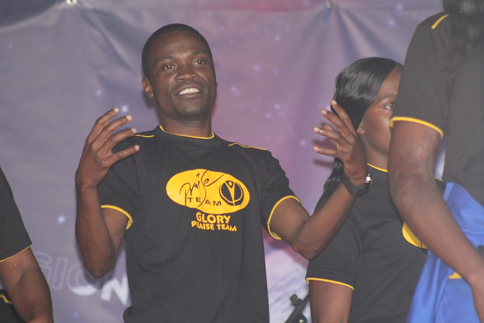 Glory Praise Team Praises and Worships God At Tiyambuke Day Three