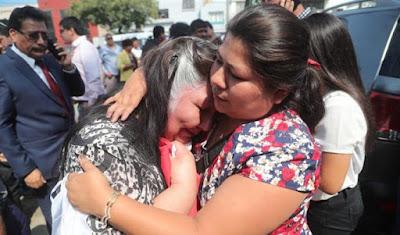 Alan García expresidente de  Perú se dispara en la cabeza
