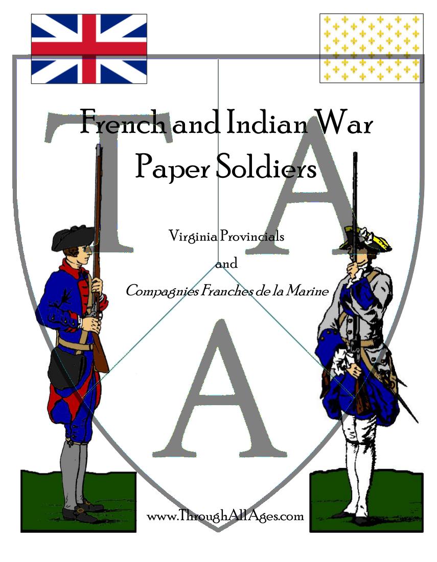 British Soldiers, American Revolution