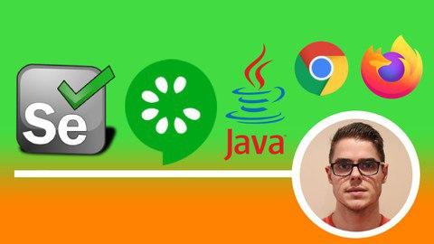 Cucumber, Selenium & Java -Develop a Framework in 2.5 Hours! [Free Online Course] - TechCracked