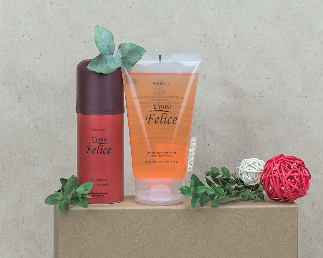 серия Faberlic Donna & Uomo Felice: отзывы с фото