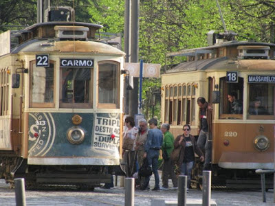 Eléctricos do Porto