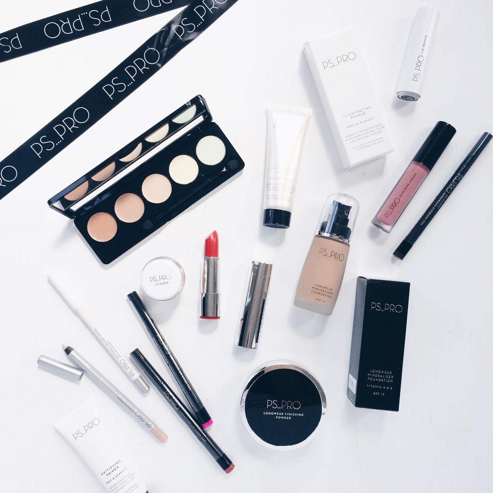primark ps pro makeup
