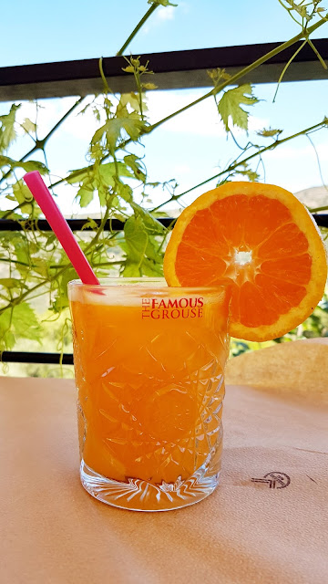 Sok z prawdziwych pomarańczy