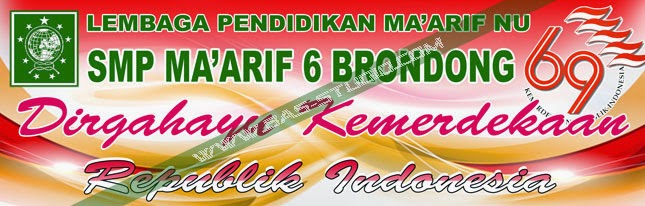 banner dirgahayu RI