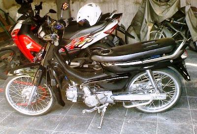 Foto Modiikasi Honda Astrea Grand Terbaru