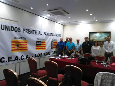 CEACA , reinos, Aragón, Valencia, Mallorca