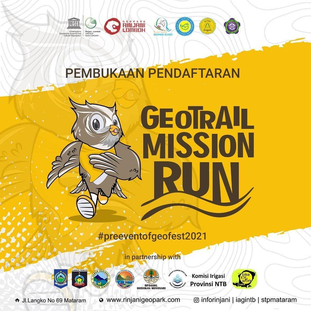 Geotrail Mission Run • 2021