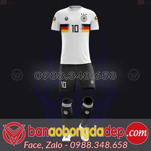 Áo Đội Tuyển Đặt May Theo Yêu Cầu - Mã DUC-01
