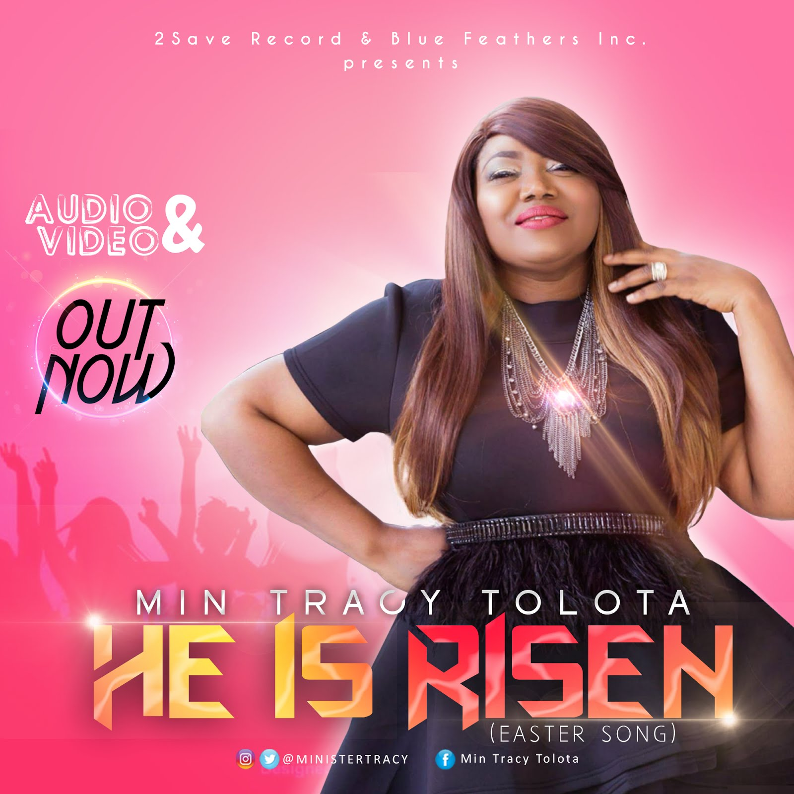 Tracy Tolota. He is Risen. Gospel Redefined. DOwnload Song