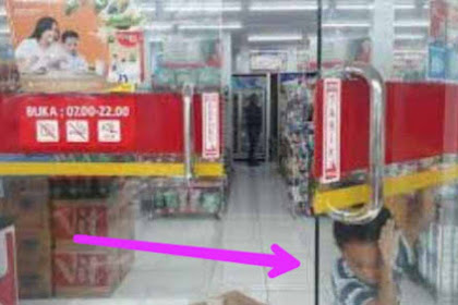 Bocah Meninggal Dunia Akibat Tertimpa Pintu Kaca Mini Market