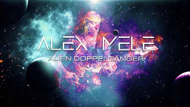 """Ο δίσκος των Alex Mele """"Alien Doppelganger"""""""