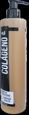 Ingredientes da Composição Banho de Colágeno - Máscara da Widi Care