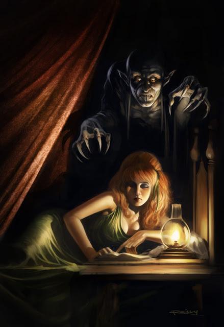 El origen de los vampiros