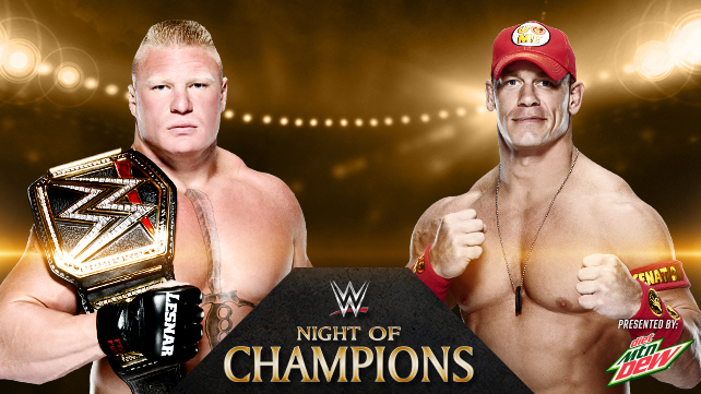Night of Champions WWE Title Paul Heyman Heel Ruthless Aggression