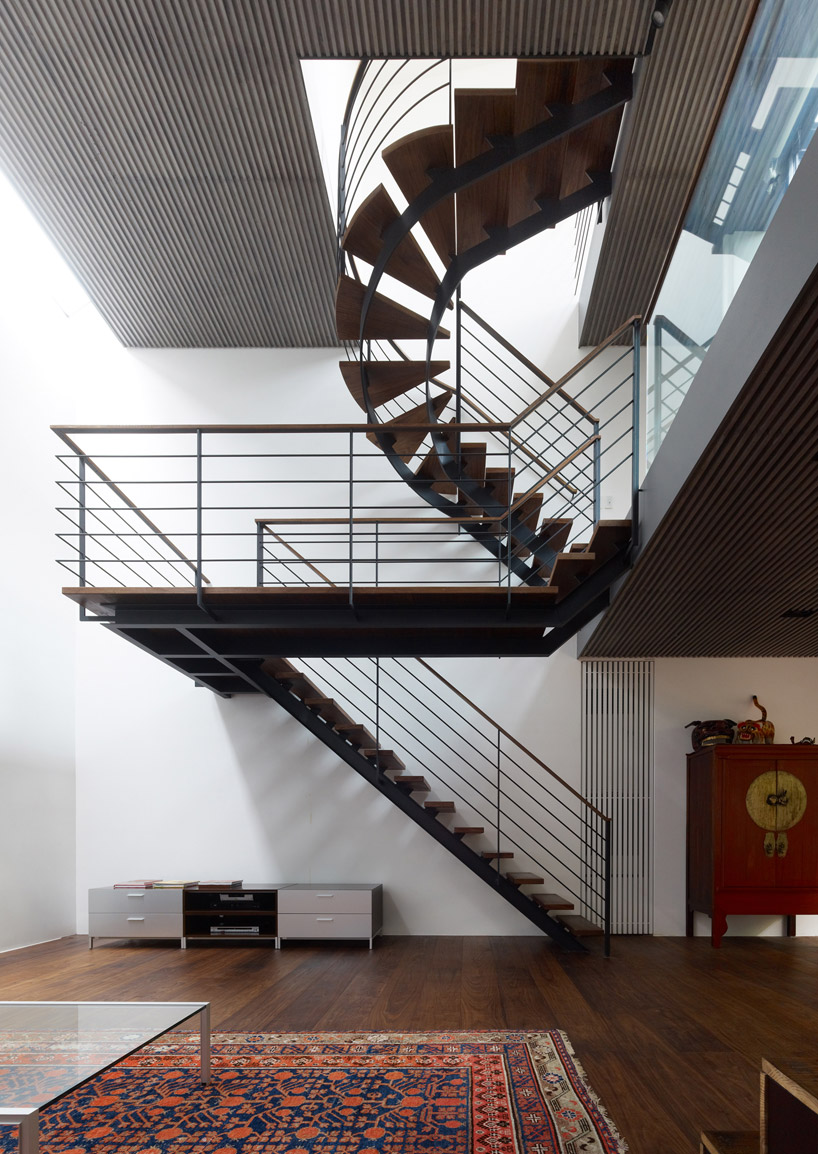 Modele D Escalier D Intérieur constructeur maison: 14 modèles d'escalier design