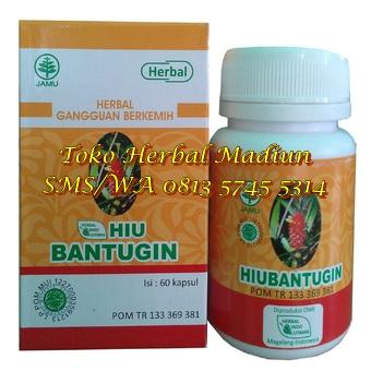 Jual HIUBANTUGIN Obat Herbal Ginjal Herbal Indo Utama di Madiun
