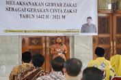 Perolehan Gebyar Zakat Pemkab Serang Capai Rp. 2,6 Miliar