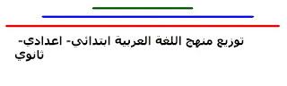 """التوزيع الرسمي لمنهج العربي ~ تحديث """" ننشر خريطة توزيع منهج اللغة العربية ٢٠٢٠-٢٠٢١ للمرحلة الابتدائية والاعدادية والثانوية العامة الترم الاول والثاني 2020-2021 كامل صور pdf"""