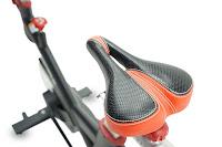 4-way adjustable saddle on Inspire Fitness IC2 indoor cycle, image